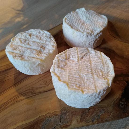Fromage de chèvre La Crèche